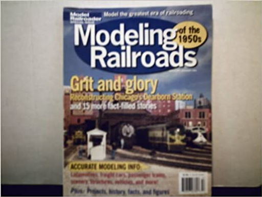 Modeling Railroading of the 1950s - 46784