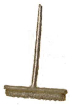 Push Broom (3/pkg) - 3905