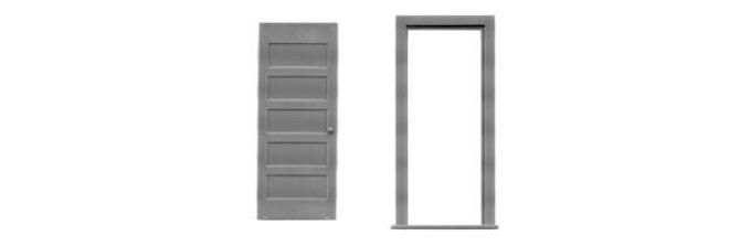 """5 Panel Door 30""""x80"""""""