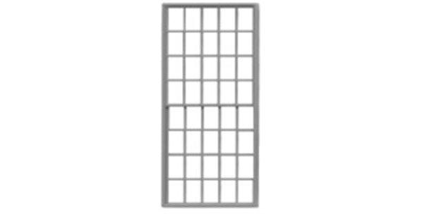 "20/20 Masonry Double Hung 60""x120""-8036"