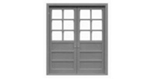 Double 6 Lite Door-8151