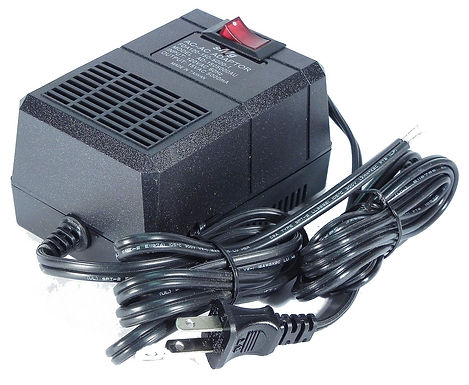 Power Supply w/Overload Protection-P515