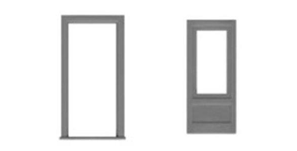 """Door & Frame 36""""x80""""-8191"""