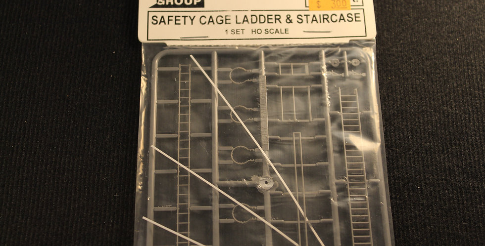 Safety Cage Ladder & Staircase 8002