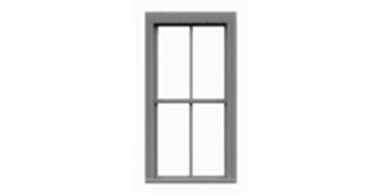 "2/2 Double Hung Window 36""x82""-8061"