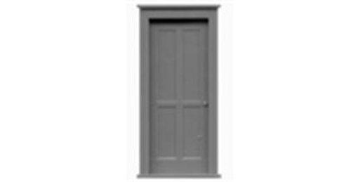 4 Panel Door-8032