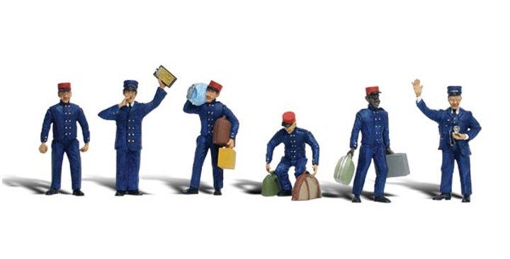 HO Train Personnel-1847