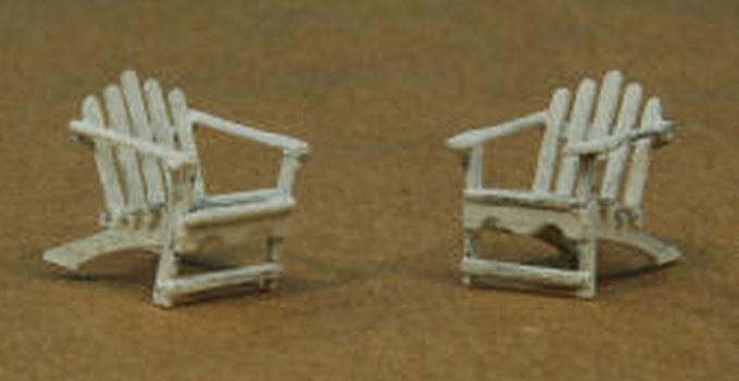 Adirondack Chairs (4/pkg) - 12731