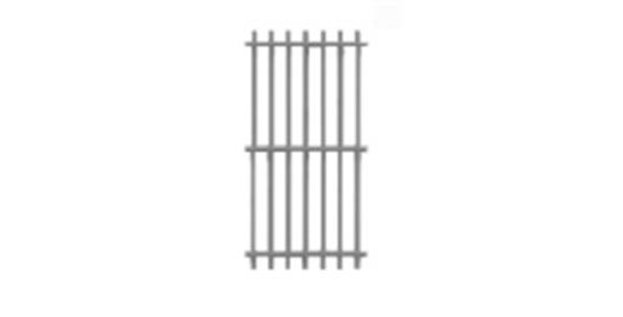 "Security Bars 44""x88""-8045"