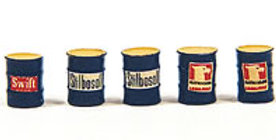 Custom Barrels Blue Feed & Seed-512