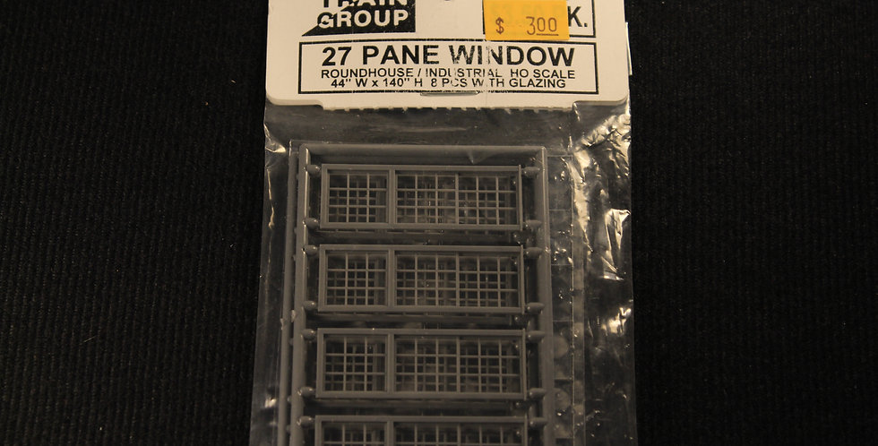 """27 Pane Window 44""""x140""""-8100"""