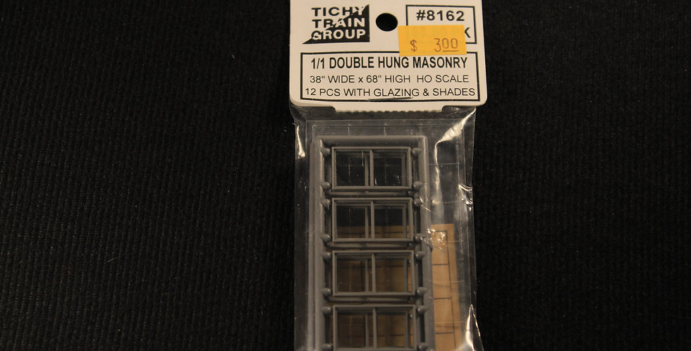 "1/1 Double Hung Masonry 38""x68""-8162"
