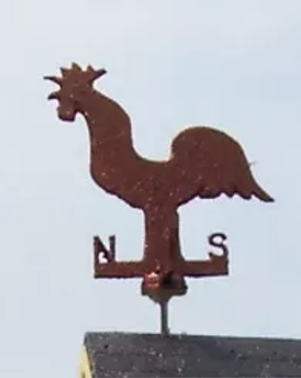 Traditional Country Wind Vane - 1056
