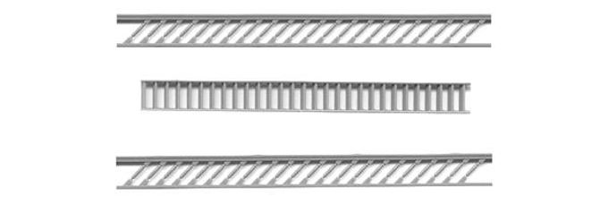 Turned Spindle Stair Rail-8213