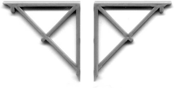 Roof Brackets End - 3518