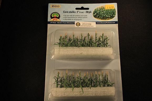 "Green Corn Stalks 2"" - 95553"