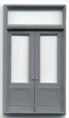 Commercial Storefront Double Door - 4052