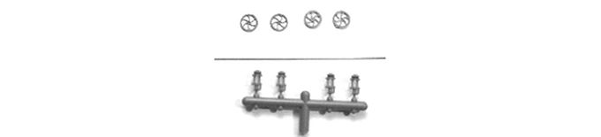 Brake Wheel & Staff (4)-3003