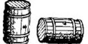 Barrels DP 23