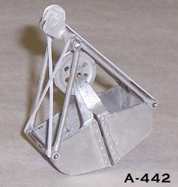 Clam-Shell Bucket - A-442