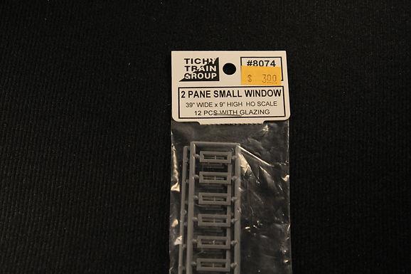 "2 Pane Small Window 39""x9""-8074"