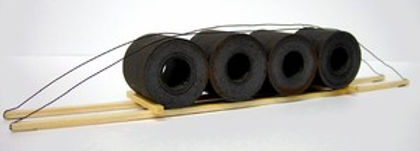 Coiled Steel Load w/Skid - 11222