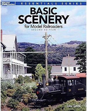 Essentials Series: Basic Scenery for Model Railroaders Second Edition - 12482