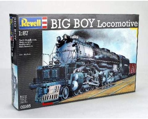 Revell Big Boy Locomotive-802165