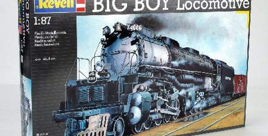 Revell Big Boy Locomotive-802165