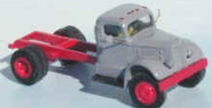 1940-58 White Super Power Long Wheelbase cab & chassis-021