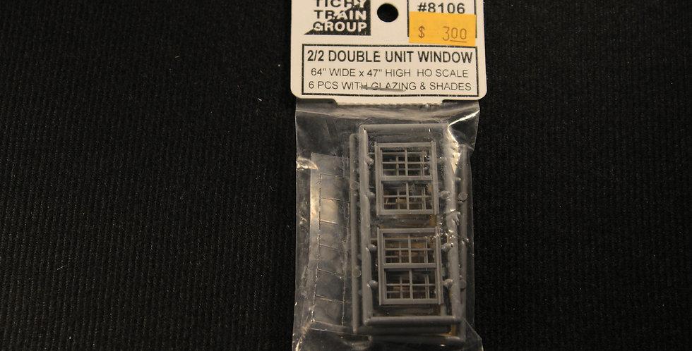 "2/2 Double Unit Window 64""x47""-8106"