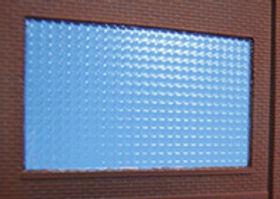 Glass Block Window - HO139