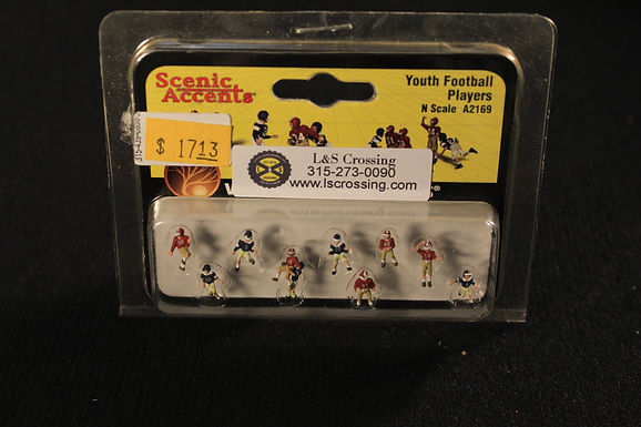 Youth Football Players - 2169