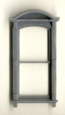 "Victorian 2-pane Window 30""x72"" (2/pkg) - 3732"