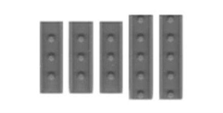 """Splice Plates 9"""" Steel Channel-2026"""
