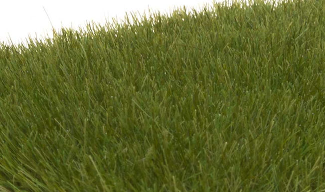 Static Grass Dark Green 7 mm - FS621