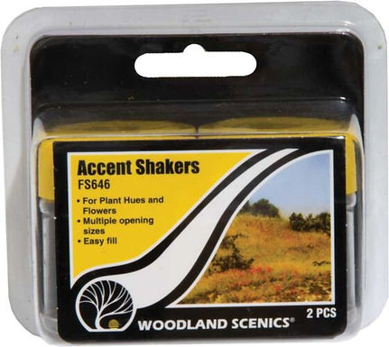 Accent Shakers - FS646