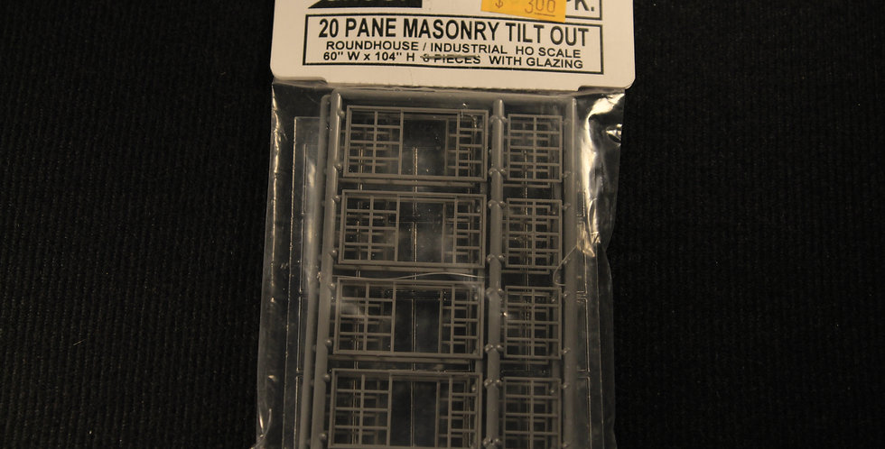 "20 Pane Masonry Tilt out 60""x104""-8133"