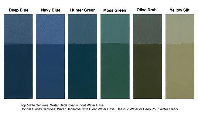 Water Undercoat Yellow Silt 3.75 fl. oz. - CW4535