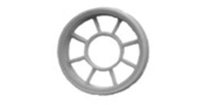 "Round Window 65"" Diameter Masonry-8037"