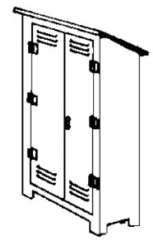 Relay Enclosure - 3104