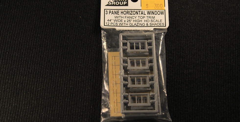 "3 Pane Horizontal Window 44""x25""-8243"