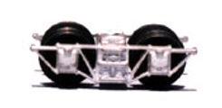 """4'0"""" Wheel Base Set Used on Swayne/Westside log cars - 3200"""