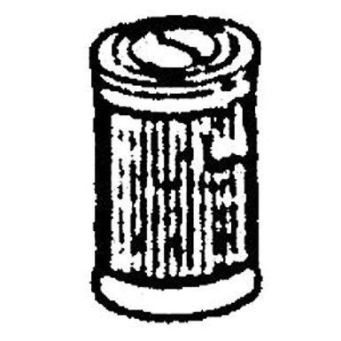 Trash Cans (4/pkg) - EH661