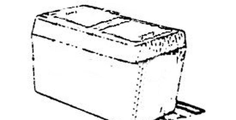Top Opening Soda Pop Machine (2/pkg) - 2404