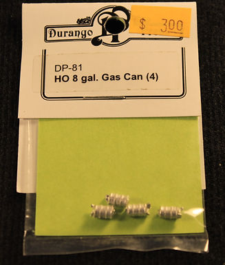 HO 8 gal. Gas Can (4) DP 81
