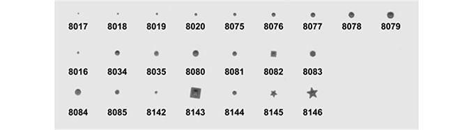 """.020"""" Rivets (200)-8017"""