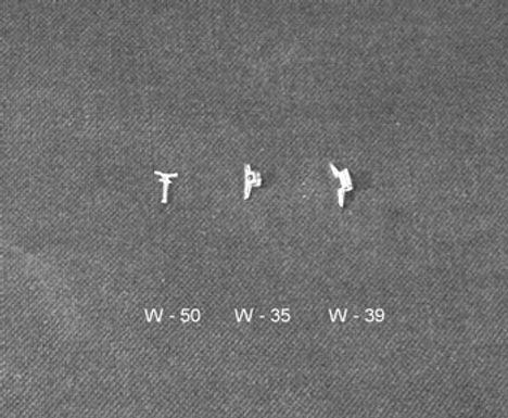 """Cleat 24"""" (4/pkg ) - W-35"""