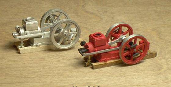 Stationary Gasoline Engine Single Cylinder Hit & Miss Type - 319