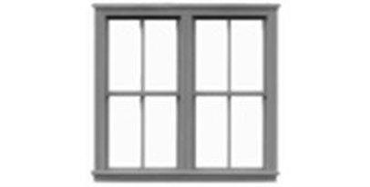 "2/2 Double Unit Window 64""x62""-8103"
